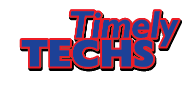 Timely Techs Logo