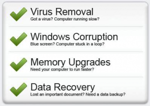 data recovery, virus removal, whittier computer repair